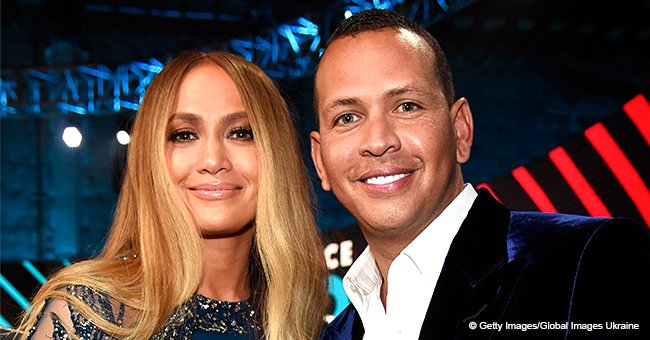 Jennifer Lopez and Alex Rodriguez Are Engaged, Show off Her Massive Diamond Engagement Ring