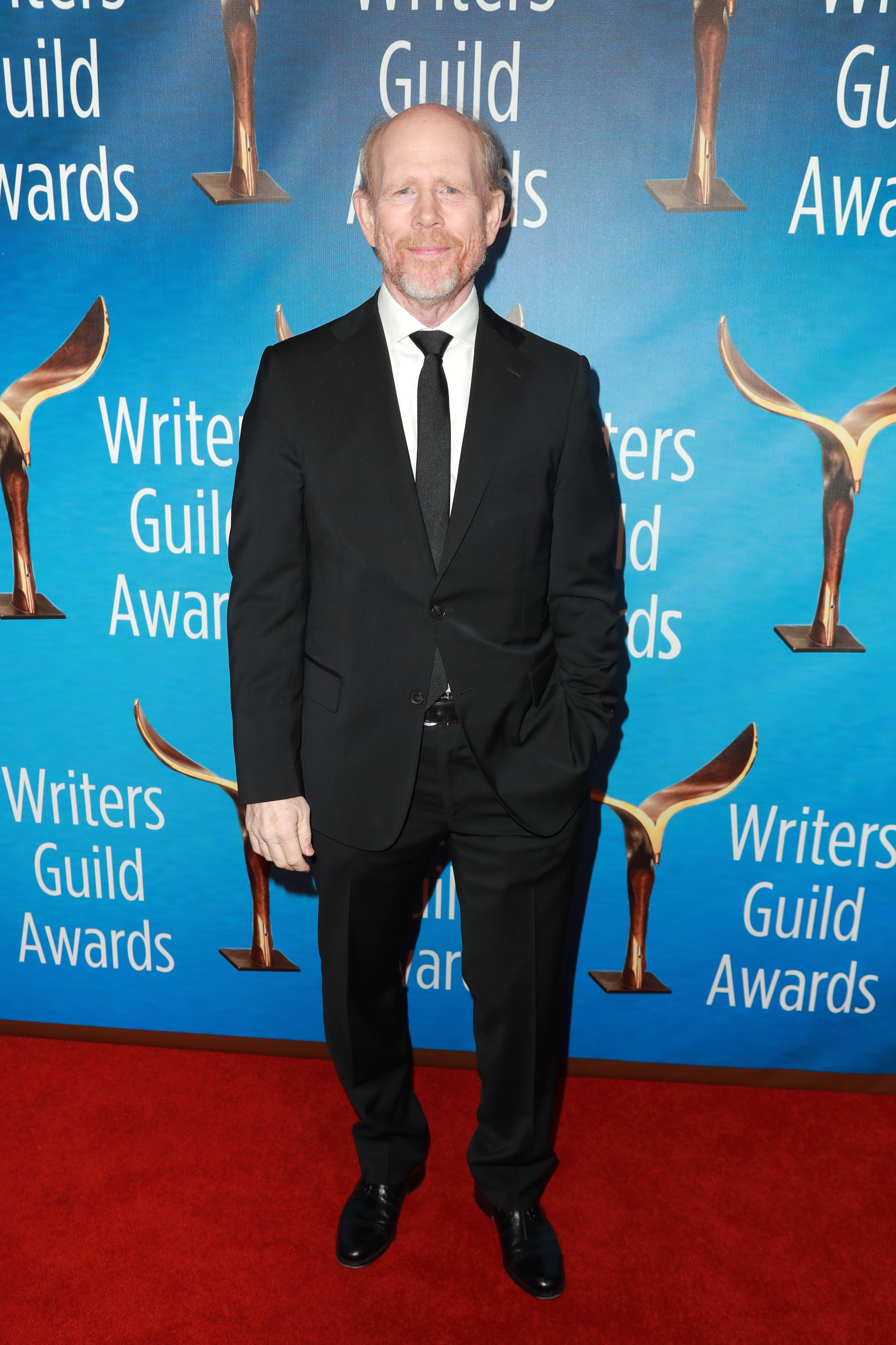 Ron Howard at the 2019 Writers Guild Awards on February 17, 2019. | Source: Getty Images