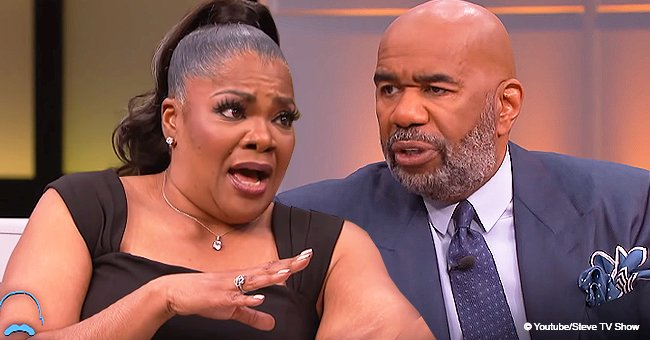 Steve Harvey gets slammed for his 'coward' behavior after getting into heated fight with Mo'Nique