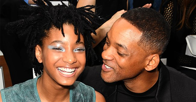Here's How Will Smith Celebrated Daughter Willow's 20th Birthday