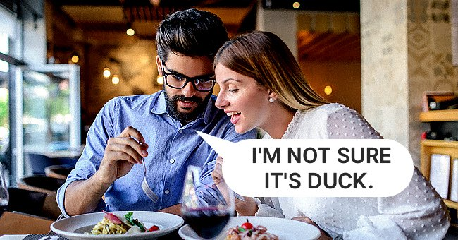 Daily Joke: Young Italian Couple Went to an Unusual Chinese Restaurant for Dinner