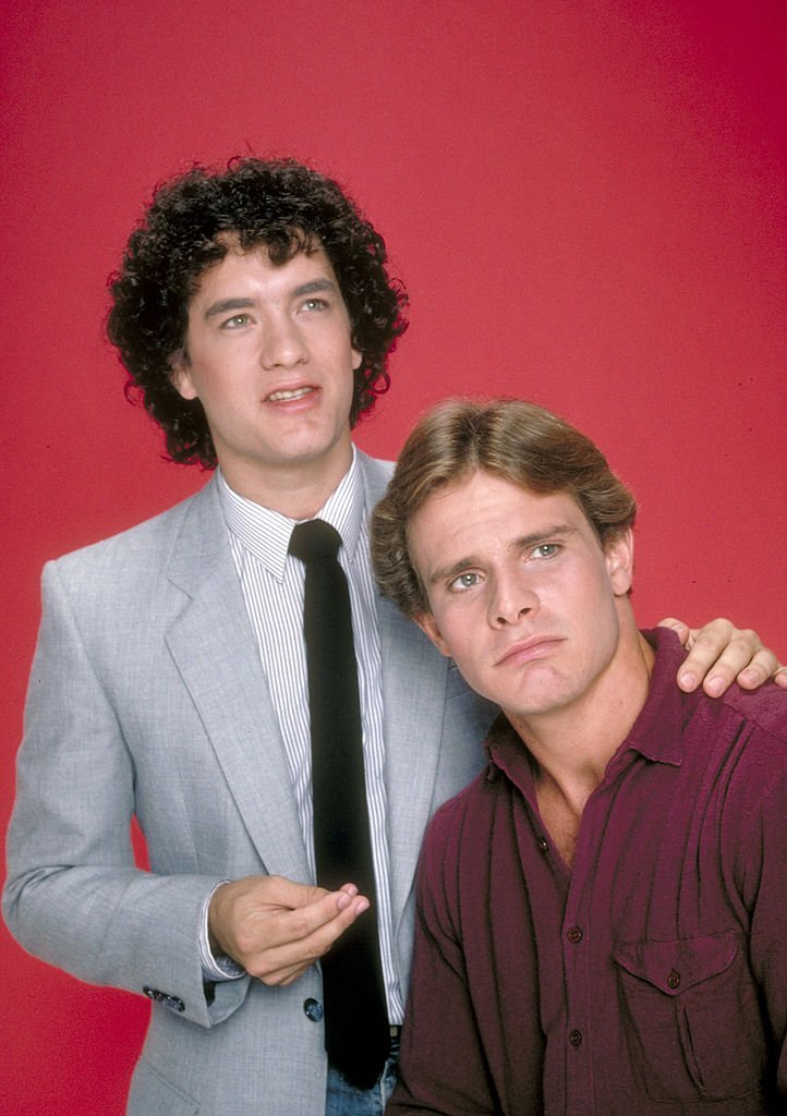 """Bosom Buddies"",  Season One - 11/27/80, Tom Hanks, Peter Scolari 