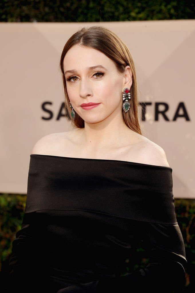 Sarah Sutherland attends the 24th Annual Screen ActorsGuild Awards at The Shrine Auditorium on January 21, 2018 in Los Angeles, California | Photo: GettyImages