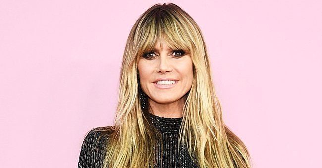Heidi Klum, 47, and Her Daughter Leni, 16, Look like Twins While Sharing a Kiss in a New Photo