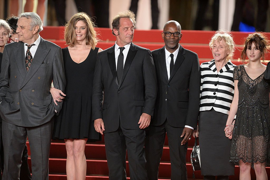 Festival de Cannes avec Michel Creton | Source : Getty Images