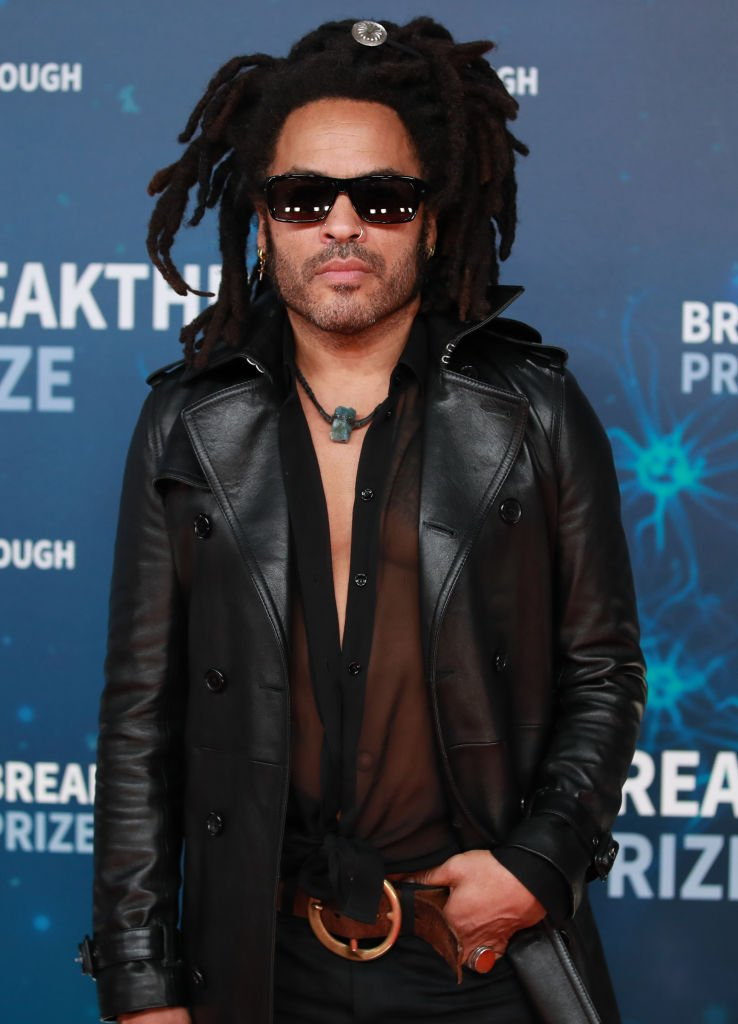 Music icon Lenny Kravitz at the 2019 Annual Breakthrough Prize Ceremony at NASA Ames Research Center in California. | Photo: Getty Images