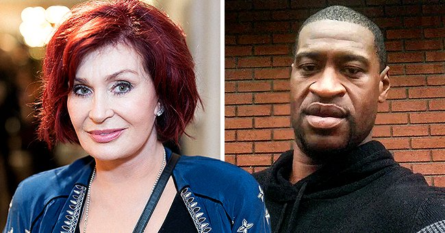 Sharon Osbourne Speaks out about Nonviolence in Wake of George Floyd's Brutal Death