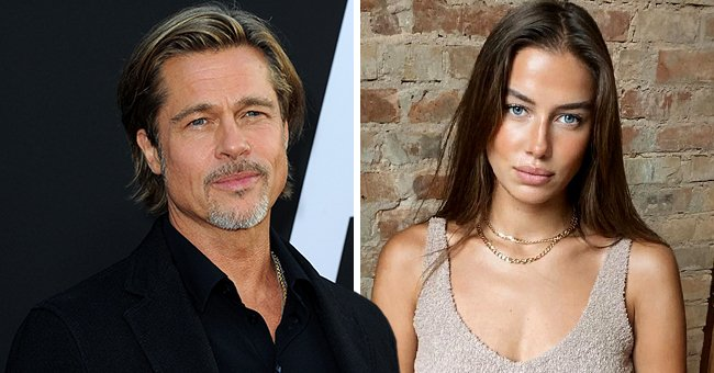 Inside the Tough Childhood of Brad Pitt's Rumored Girlfriend — German Model Nicole Poturalski