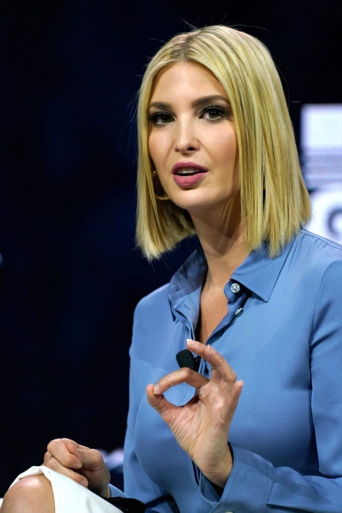 Ivanka Trump speaks onstage during the 2019 Concordia Annual Summit - Day 1 at Grand Hyatt New York. | Photo: Getty Images
