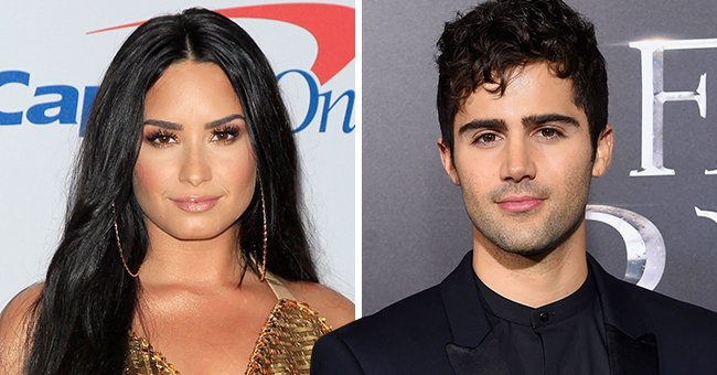 Here's How Demi Lovato's Ex-Fiancé Max Ehrich Learned about Their Break-Up