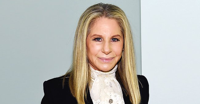Barbra Streisand's Granddaughter Westlyn Looks Adorable in a New Photo