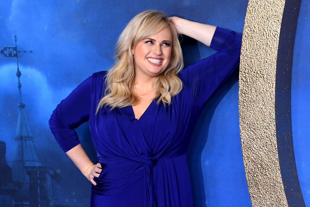 """Rebel Wilson atthe """"Cats"""" photocall at The Corinthia Hotel on December 13, 2019, in London, England   Photo: Dave J Hogan/Getty Images"""