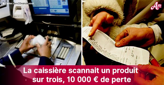 Une caissière a été arrêtée à Toulouse pour avoir scanné un produit sur trois