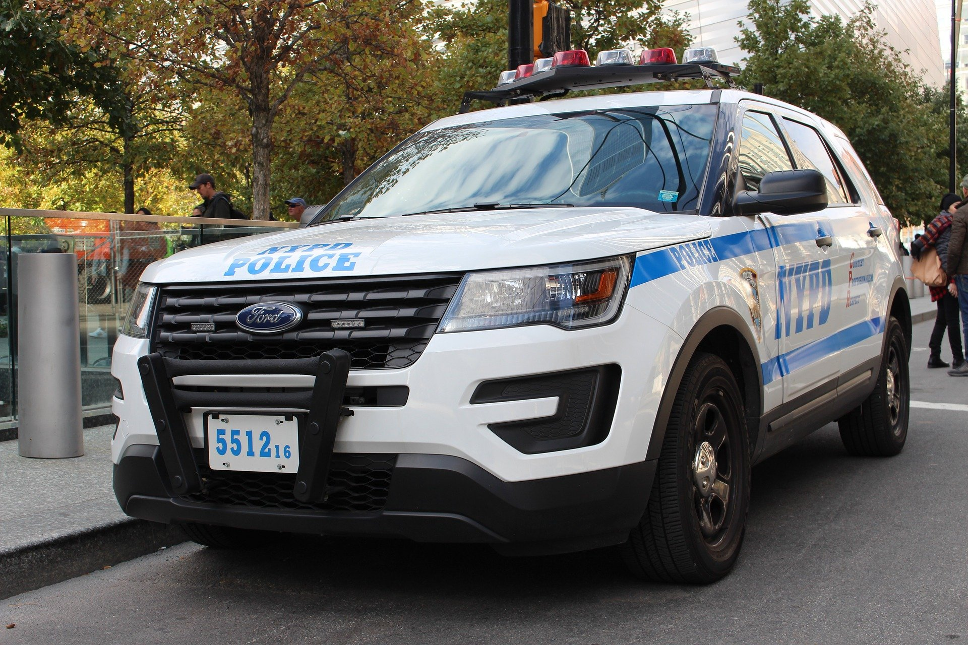 Pictured - New York Police vehicle | Source: Pixabay