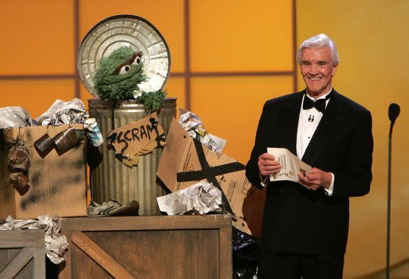 David Canary at Radio City Music Hall May 20, 2005 in New York City | Photo: Getty Images