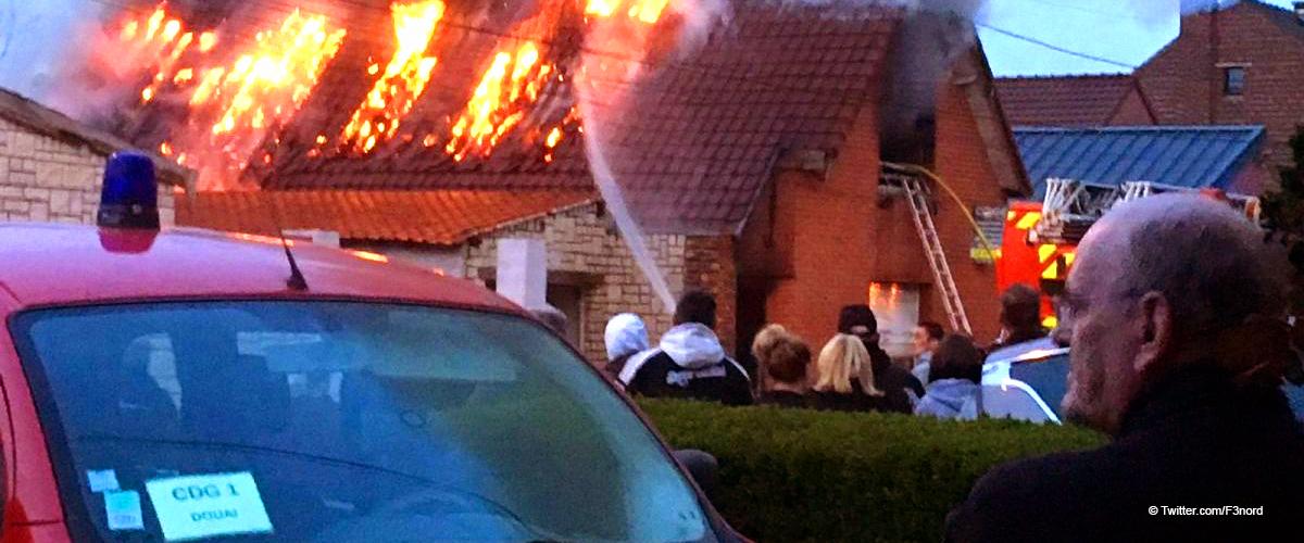 L'incendie de Flers-en-Escrebieux : le deuxième enfant est mort