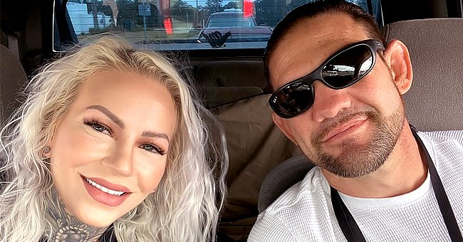 Leland Chapman's Wife Jamie Shares Pics & Asks Fans to Vote: 'White Blonde' or 'Dark Ombre'