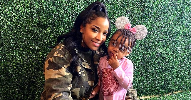 Toya Wright Shares Cute Photos of Daughter Reign Dressed in Minnie Mouse PJs and Eating Pasta