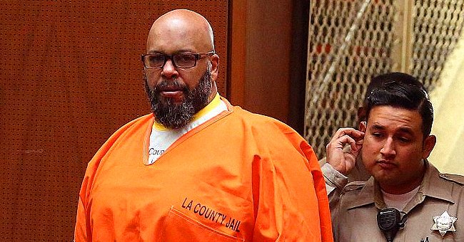 Watch This Adorable Video of Suge Knight's Son Jacob Carrying His Daughter Who Giggles at the Camera