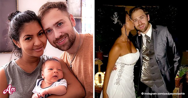Paul and Karine's Love Story: From Online Date to Welcoming Their 2nd Baby