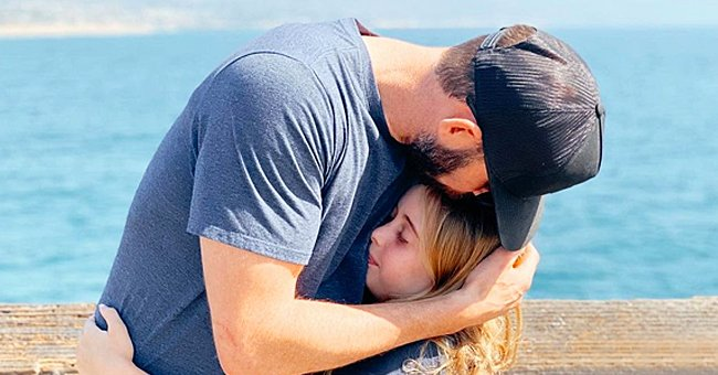 Tarek El Moussa Reveals His Biggest Motivation as He Cuddles up with Daughter Taylor