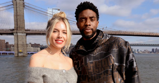 Here's Why Chadwick Boseman Took a Pay Cut for His Co-star Sienna Miller on '21 Bridges'