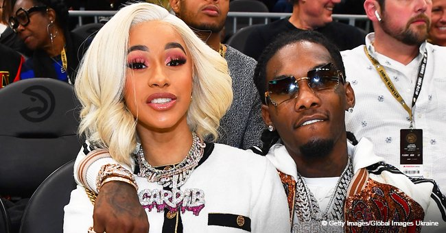 'Why ya be lying,' Cardi B responds to rumors she and Offset are back together