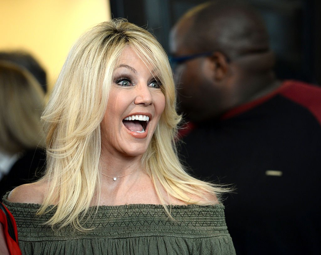 """Heather Locklear attends TLC """"Too Close To Home"""" Screening at The Paley Center for Media in Beverly Hills, California 