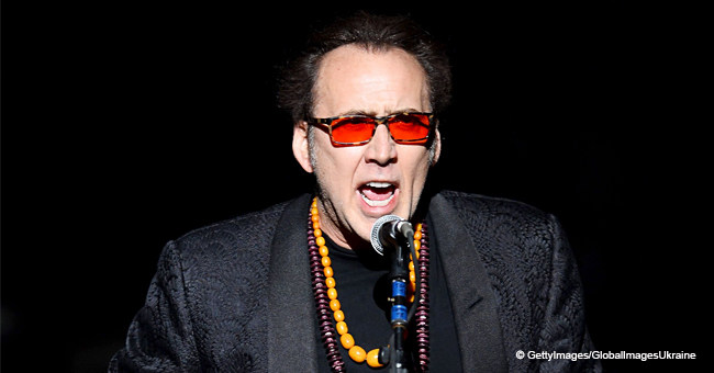 Nicolas Cage's Rendition of 'Purple Rain' at a Karaoke Bar Totally Rocks