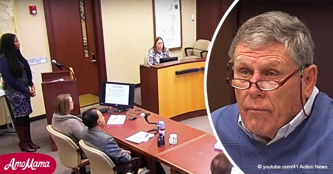 Kansas official draws backlash for telling black woman he's part of 'master race'