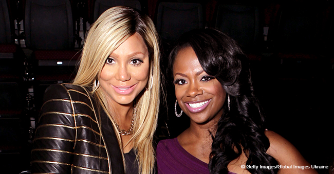 Kandi Burruss Proves Friendship to Tamar Braxton, Invites Her on 'Welcome to the Dungeon' Tour