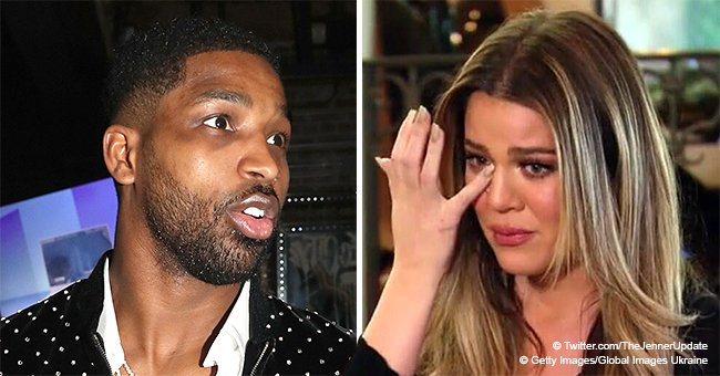 Khloé K. reportedly dumps Tristan Thompson after he allegedly cheated on her again with Kylie's BFF