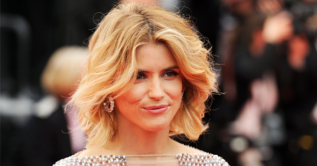 Zoom sur l'actrice française Alice Taglioni