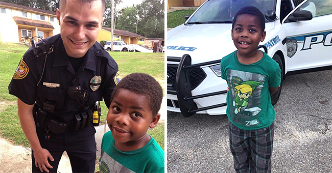 Boy, 6, Dialed 911 & Asked Officer to Be His Friend Because He Was Lonely