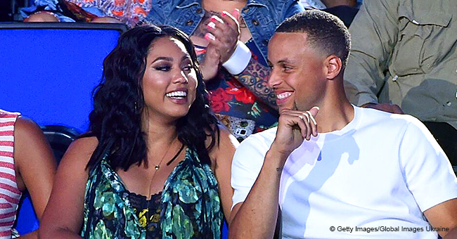 Ayesha Curry Twerks on Her Husband Stephen Curry at Her Dancehall Birthday Party (Video)