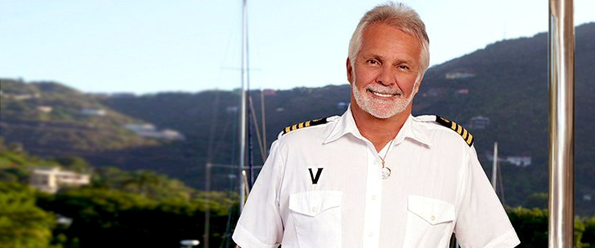 Captain Lee Rosbach of 'Below Deck' Shares a Tribute to Youngest Son Joshua Who Died of a Drug Overdose