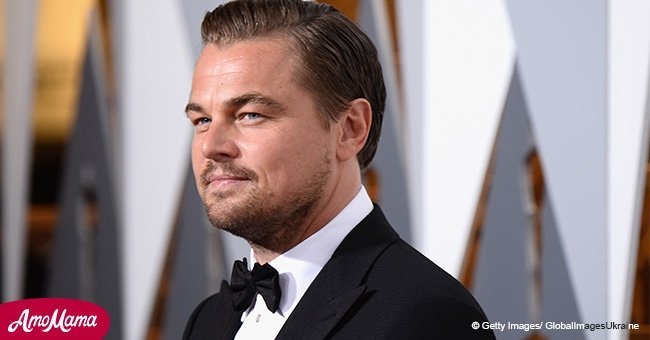 Leonardo DiCaprio, 43, was spotted kissing a woman 23 years younger