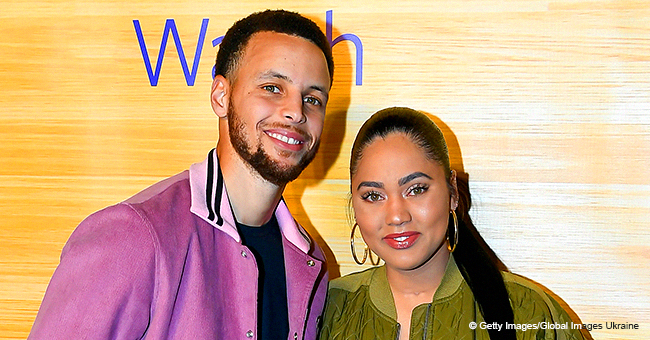 Ayesha Curry on Dealing with Steph Curry's 'Lurking' Female Fans