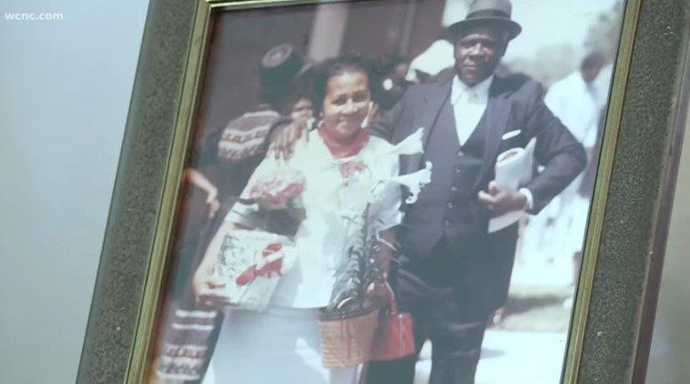 The couple years ago.   Source: YouTube/WCNC