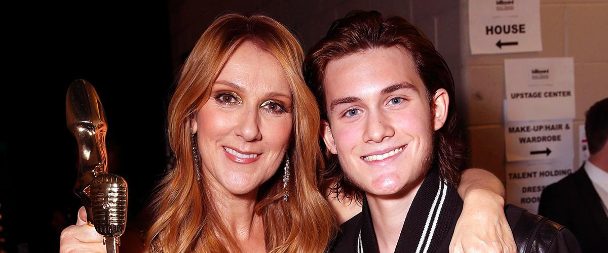 Céline Dion évoque la vie amoureuse de son fils