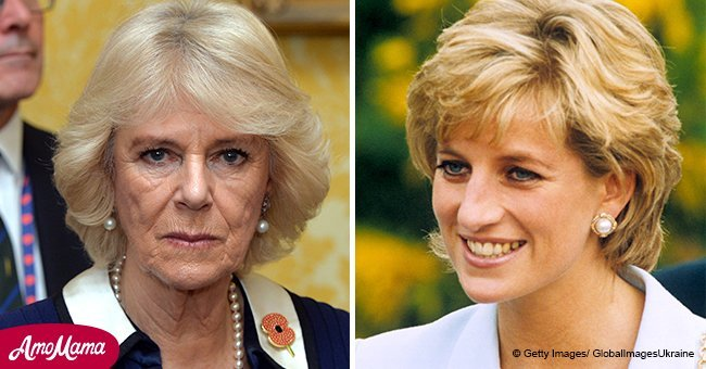 Princess Diana's very special gift is being worn by Camilla, Duchess of Cornwall