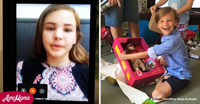 9-year-old boy lived with suicidal thoughts before finally transitioning into a girl