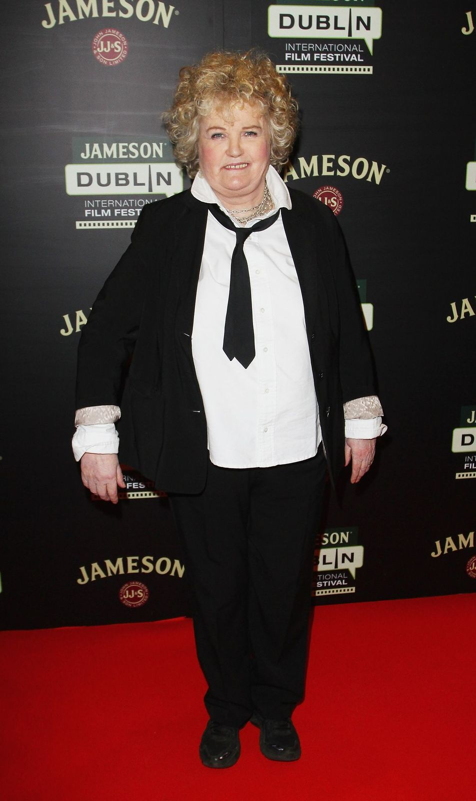 """Brenda Fricker attends a screening of """"A Long Way From Home"""" at the Jameson Dublin International Film Festival at Savoy on February 15, 2014 in Dublin, Ireland. 