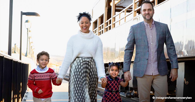 Tamera Mowry Claps Back at Critics Who Question Her Parenting Skills