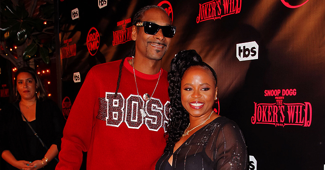 Snoop Dogg Praises Wife Shante Broadus as She Stuns in White Top, Tight Pants & High Heels in Pic
