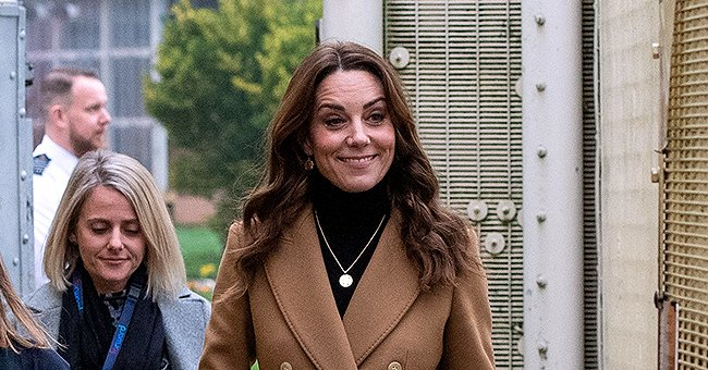 Kate Middleton Reportedly Receives Surprise Job Offer While Visiting Children's Center in Wales