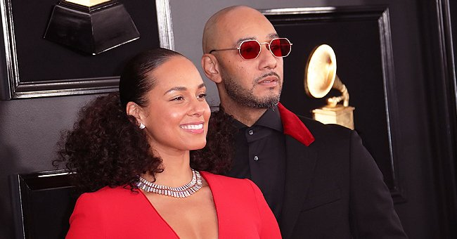 Check Out the Sweet Family Photo as Alicia Keys' Eldest Step-Son Bonds with Her & His Brothers