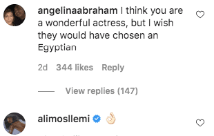 Fans' comments on Gal Gadot's Instagram post | Instagram /@gal_gadot