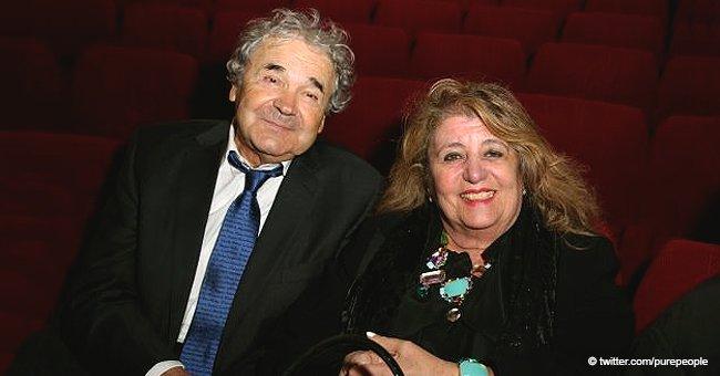 """""""On est un couple fusionnel"""" : Le témoignage émouvant de Pierre Perret à propos de son épouse Rebecca"""