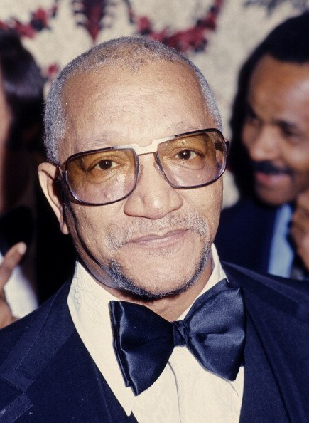 Red Foxx and guest attend Sunair Humanitarian Tribute Honoring Groucho Marx on March 23, 1976 | Photo: Getty Images